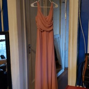 New Pale Pink Gown